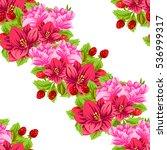 abstract elegance seamless...   Shutterstock .eps vector #536999317
