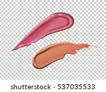 bicolor foundation effects ... | Shutterstock .eps vector #537035533