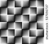 seamless geometric pattern.... | Shutterstock .eps vector #537050737