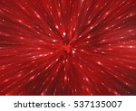 abstract red background.... | Shutterstock . vector #537135007