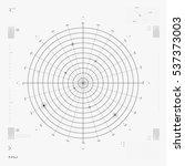 technology futuristic hud... | Shutterstock .eps vector #537373003