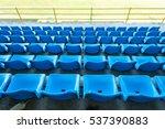 Soccer Stadium Seats In Rows