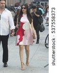 new york city  ny  usa  ... | Shutterstock . vector #537558373