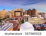 baltimore  maryland  usa... | Shutterstock . vector #537585523