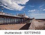 Brighton Pier  On Sea Front