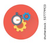 optimization vector icon    Shutterstock .eps vector #537779923