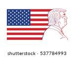 december 17  2016  45th... | Shutterstock .eps vector #537784993