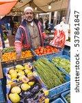 bijlmer  amsterdam  netherlands ... | Shutterstock . vector #537861847