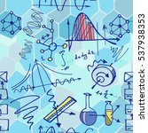 nanotechnology and physics... | Shutterstock .eps vector #537938353