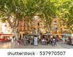 aix en provence  france   july...   Shutterstock . vector #537970507