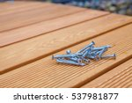 amazing knotless larche decking ... | Shutterstock . vector #537981877