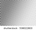 Vector Halftone For Background...