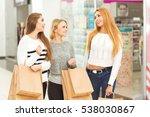 online shopping. beautiful... | Shutterstock . vector #538030867