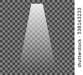 scene illumination. cold light... | Shutterstock .eps vector #538163233