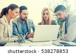 group of people in a business...   Shutterstock . vector #538278853