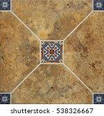 abstract mosaic texture tiles   Shutterstock . vector #538326667