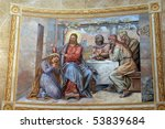 Saint Mary Magdalene Wipes The...