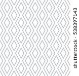 vector seamless pattern. modern ... | Shutterstock .eps vector #538397143