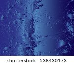 texture concrete wall useful as ... | Shutterstock .eps vector #538430173