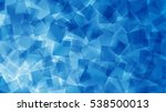 abstract background of squares... | Shutterstock .eps vector #538500013