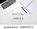 flat lay business concept photo ... | Shutterstock . vector #538643173