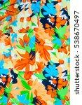 women's shirt | Shutterstock . vector #538670497