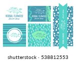 vector templates for  health... | Shutterstock .eps vector #538812553