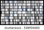 silver gradient background... | Shutterstock .eps vector #538904683