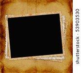 framework for photo or... | Shutterstock . vector #53903530