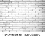 wall white background | Shutterstock . vector #539088097