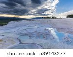 Pamukkale Water Terraces View...