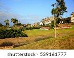 hunstanton  norfolk  uk.... | Shutterstock . vector #539161777
