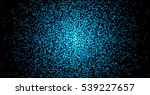 blue spotted texture. global... | Shutterstock .eps vector #539227657