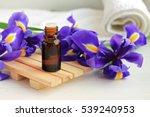 aroma oil dropper bottle ... | Shutterstock . vector #539240953