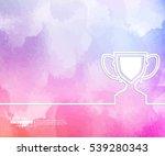 abstract creative concept... | Shutterstock .eps vector #539280343