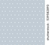seamless polka dots pattern... | Shutterstock .eps vector #539582893