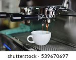 coffee espresso from coffee... | Shutterstock . vector #539670697