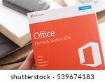 bangkok  thailand   december 20 ... | Shutterstock . vector #539674183