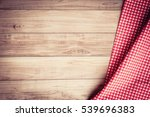 The Checkered Tablecloth On...