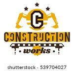 illustration on the theme of... | Shutterstock .eps vector #539704027