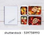 Healthy Restaurant Food...