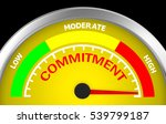 commitment level to maximum... | Shutterstock . vector #539799187