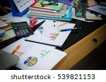 business finance  accounting ... | Shutterstock . vector #539821153