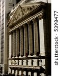 Wall Street Stock Exchange ...