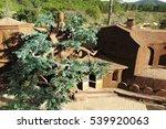 dalat clay sculptures  clay... | Shutterstock . vector #539920063