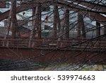 hida furukawa river canal   Shutterstock . vector #539974663