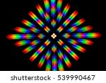 photo of the diffraction...   Shutterstock . vector #539990467