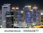 tel aviv luxury residential... | Shutterstock . vector #540063877