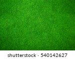 Green Grass Background Vignett...
