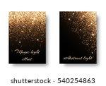 set light backgrounds for... | Shutterstock .eps vector #540254863